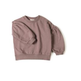 Lux sweater Mauve, NixNut