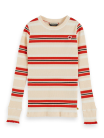 Longsleeve stripe , Scotch R'belle