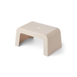 Ulla Step stool, Sandy Liewood
