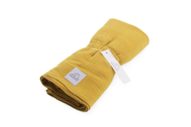 Swaddle 120 x120 honey, Nanami