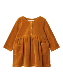 Sweat dress Cathay Spice, Lil Atelier
