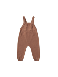 Knit Overall Clay, Quincy Mae