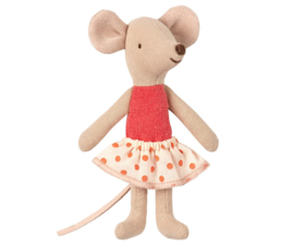 Little sister mouse in box, Maileg