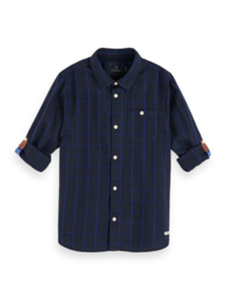 Longsleeve Oxford shirt, Scotch Shrunk