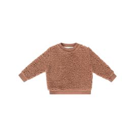 Teddie crewneck sweater Hazel , House of Jamie