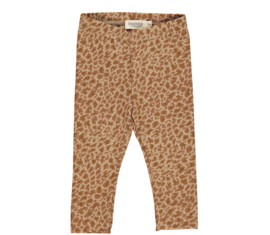 Legging Leopard Leather, MarMar Copenhagen