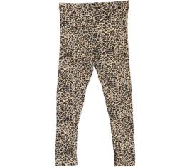 Legging Leopard Brown, MarMar Copenhagen