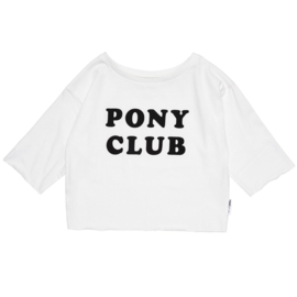 Pony club T-shirt, Maed For Mini