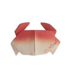 Bad/bijt speelgoed origami crab, Oli & carol