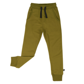 Basic sweatpants green, CarlijnQ