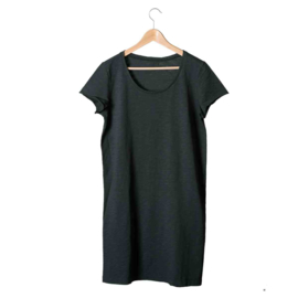 Dress Fiep Pirate black ( Volwassenen), Little Hedonist