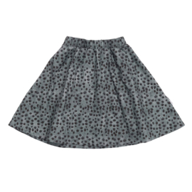 Mini Skirt Lazy Leopard, Maed for Mini