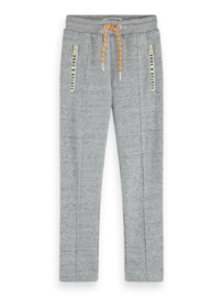 Sweatpants with zippers, Scotch Shrunk