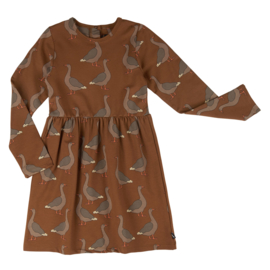 Goose Skater dress, CarlijnQ