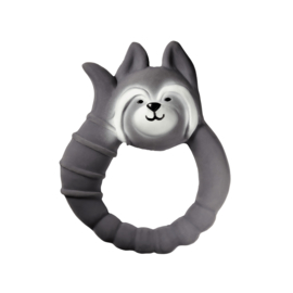 Bijtring Raccoon Grey, Natruba