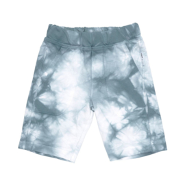 Cloudy Cockatoo jogging shorts, Maed For Mini
