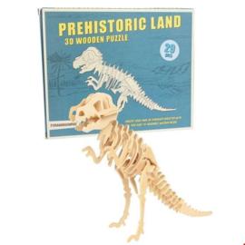 3D puzzel Tyrannosaurus, Rex London