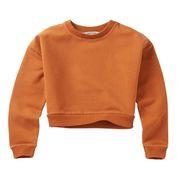 Cropped sweater Dark Ginger, Mingo