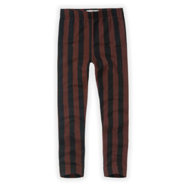 Pants stripe Chocolate, Sproet & Sprout
