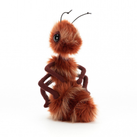 Bodacious bug Red Ant, Jellycat