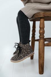 Hight boot Leopard, Mockies