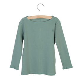 Shirt jack Chinois green, Little Hedonist