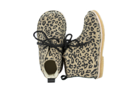 Hight boot Leopard, Mockies