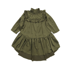 Satin dress Amazig Amazon, Maed for Mini