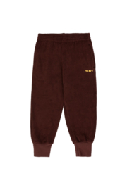 Tiny Sweatpant Brown, Tiny Cottons