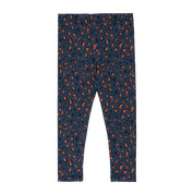 Foxes pants Navy/Camel, Tiny Cottons