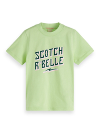 Tshirt ss with logo Scotch R'belle