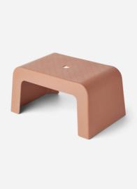 Ulla Step stool, Terracotta Liewood