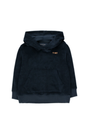 Hoody Pretzel Ride Navy, Tiny Cottons