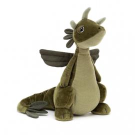 Olive Dragon, Jellycat