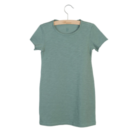 Dress Miep Chinois green, Little Hedonist