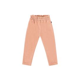 Paperbag velvet pants terra blush, House of Jamie
