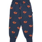 Foxes sweatpants Blue, Tiny Cottons