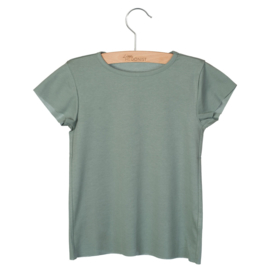 T-shirt Dean Chinois green, Little Hedonist