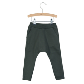 Baggy pants Lou Pirate Black, Little Hedonist
