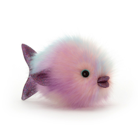 Disco fish, Pastel, Jellycat