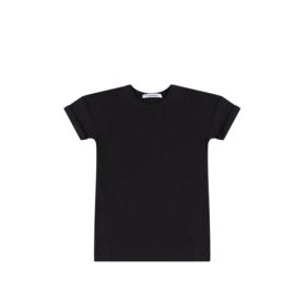 T-shirt Black, Mingo