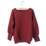 Long cuffed sweater Celie, Little Hedonist