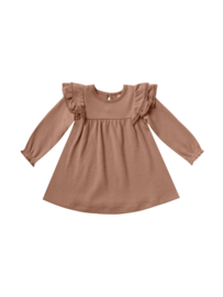 Longsleeve flutter dress Clay, Quincy Mae