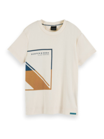 T-shirt Club Nomade,  Scotch Shrunk