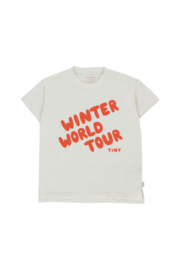 Winter World tour Tee, Tiny Cottons