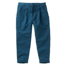 Cropped chino Teal Blue, Mingo