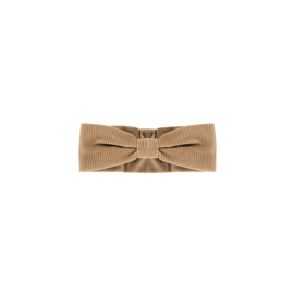 Bow tie Headband Biscuit, House of Jamie