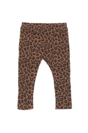 Chocoloate Leopard legging, Maed For Mini