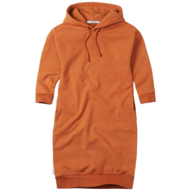 Sweater dress Hoodie Dark Ginger, Mingo