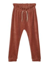 Sweatpants Mahogany slim fit, Lil Atelier